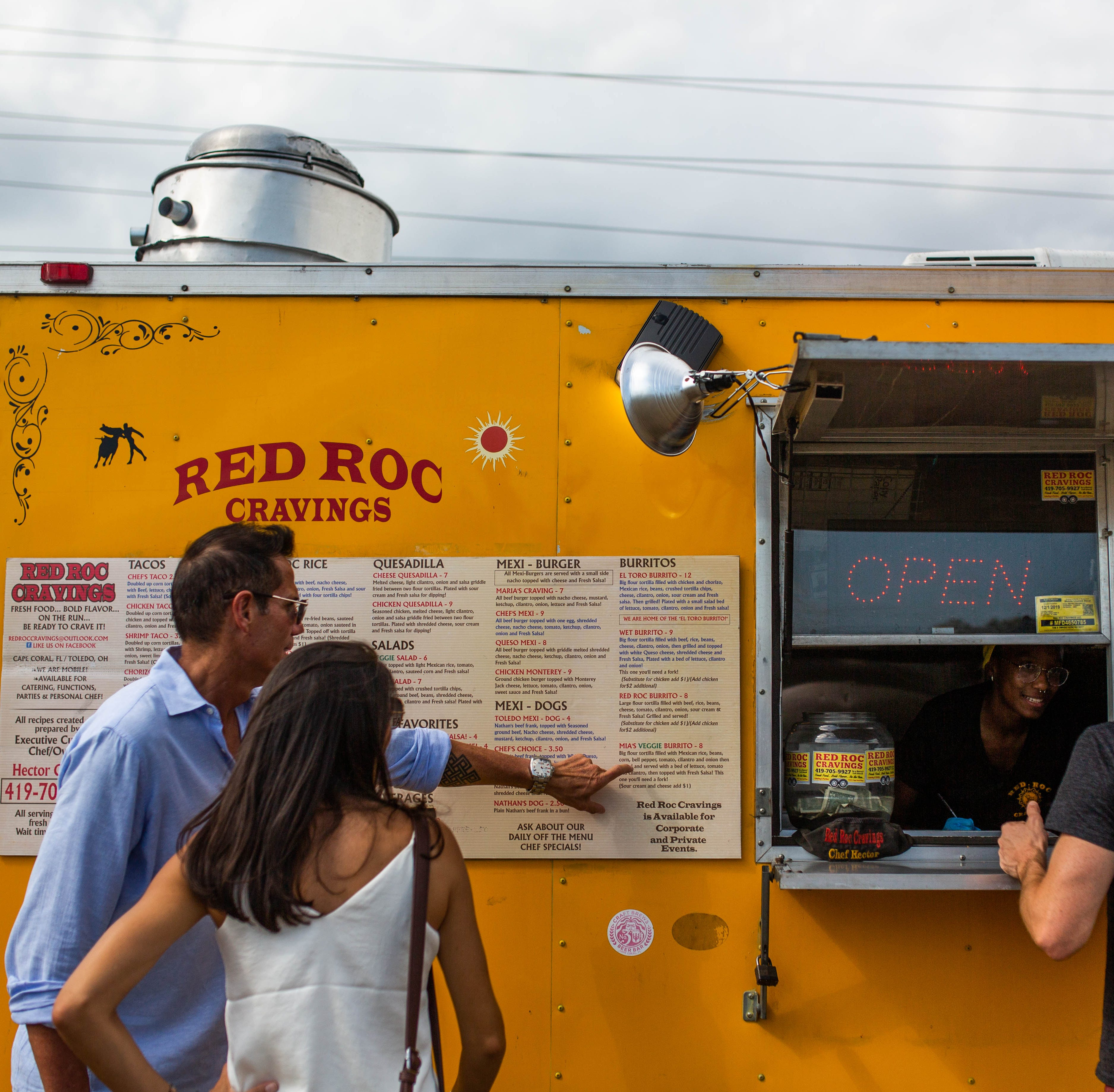 Food truck paradise: From Cape Coral to Naples, mobile cuisine more popular than ever