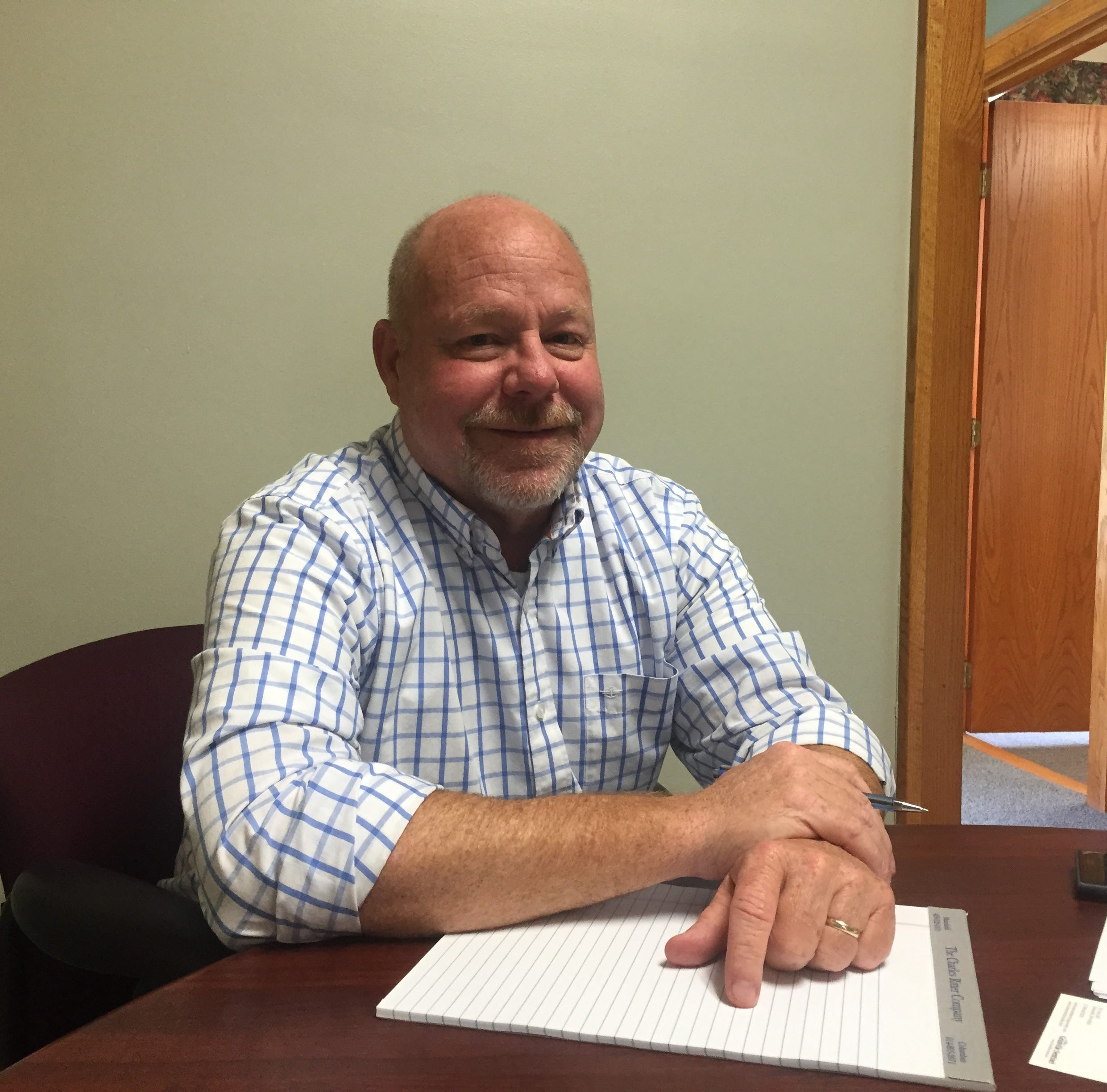 Pyles resigns post as Granville Village administrator