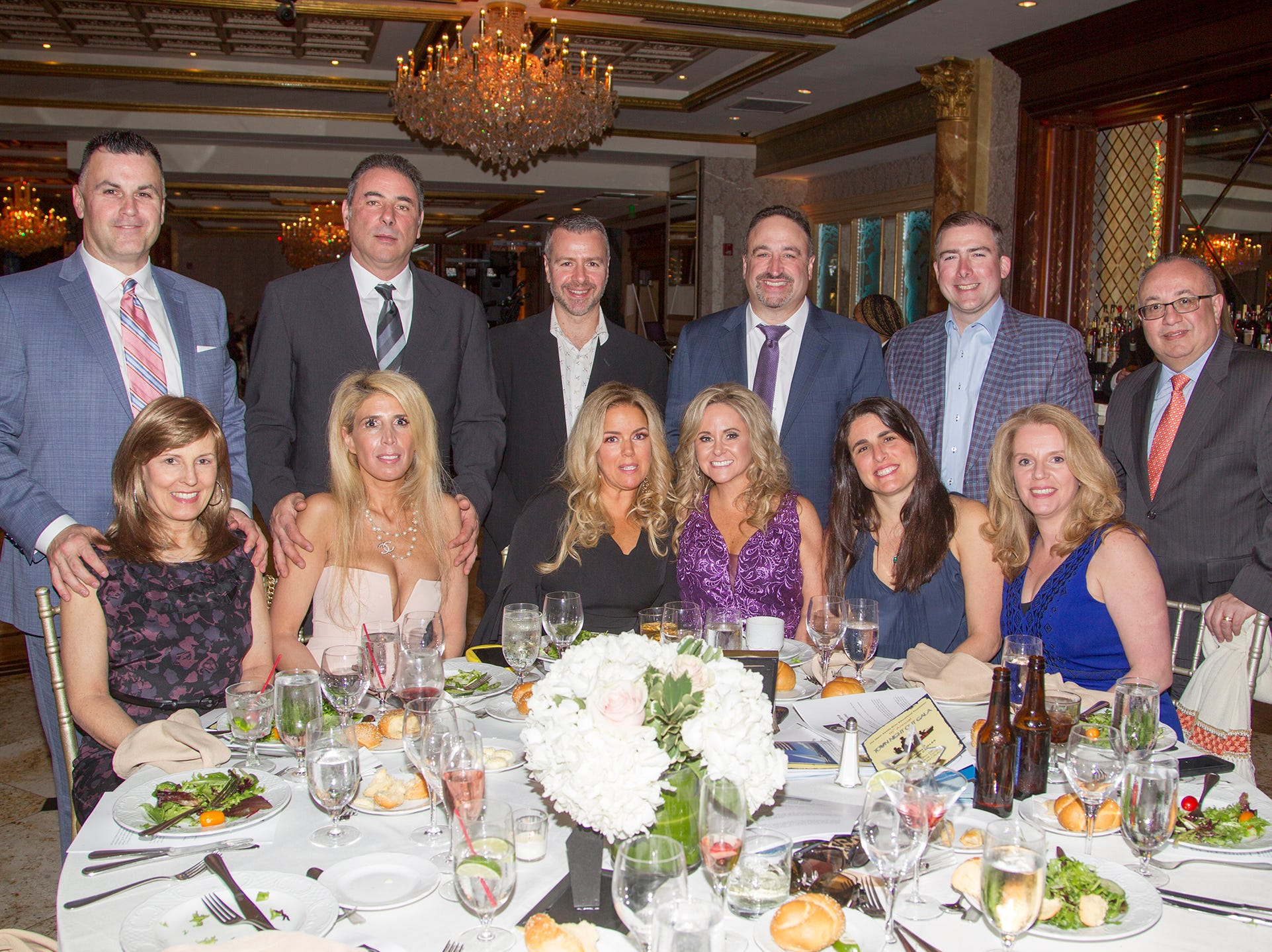 Upper Saddle River Education Foundation hosted its Town Night Out Gala at Seasons in Washington Twp. 04/06/2019