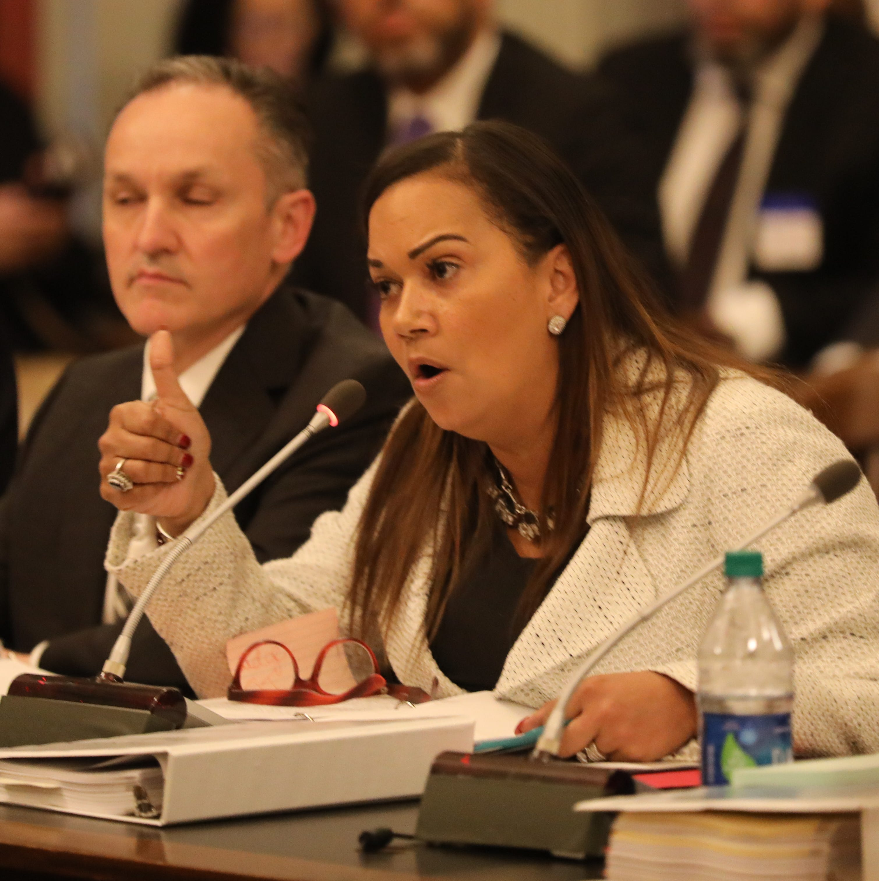 Lizette Delgado-Polanco resigns from Schools Development Authority