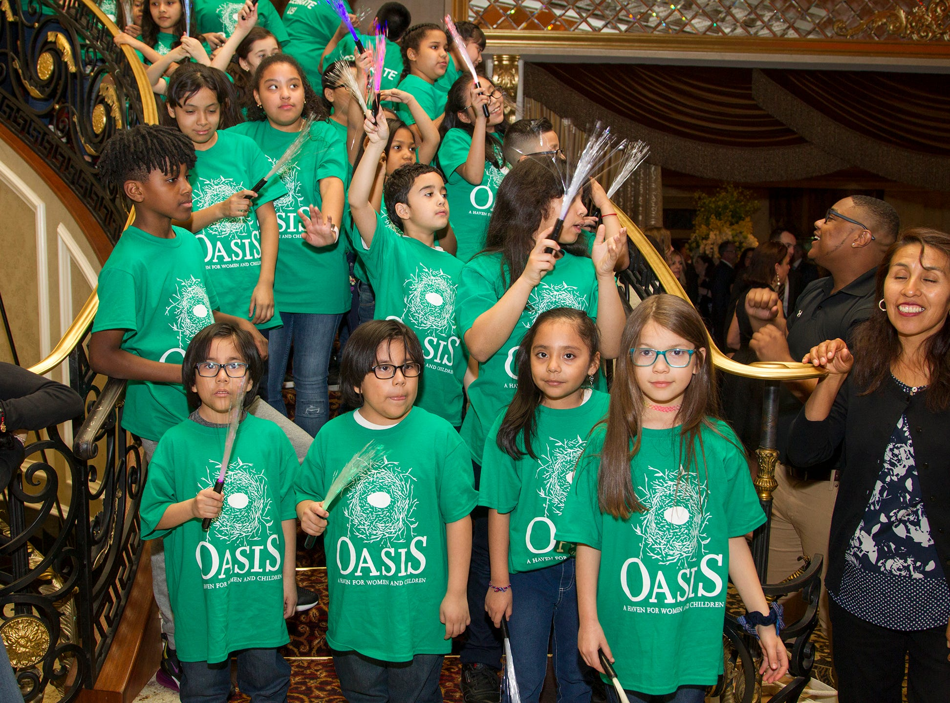 Oasis held its 23rd annual Gala of Hope at The Venetian in Garfield. 04/05/2019