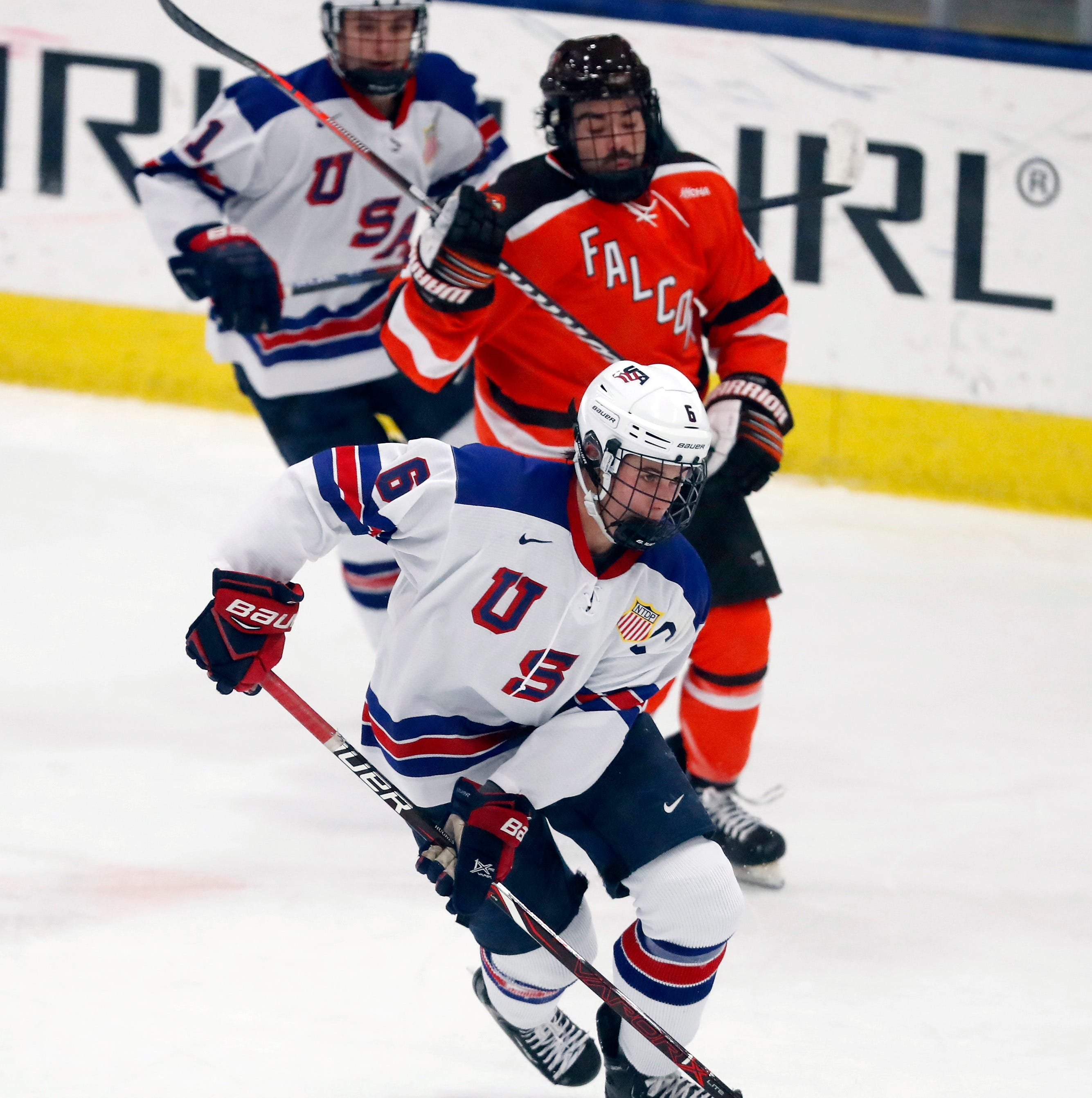 Jack Hughes, possible Devils draft pick, to headline U18 World Championships