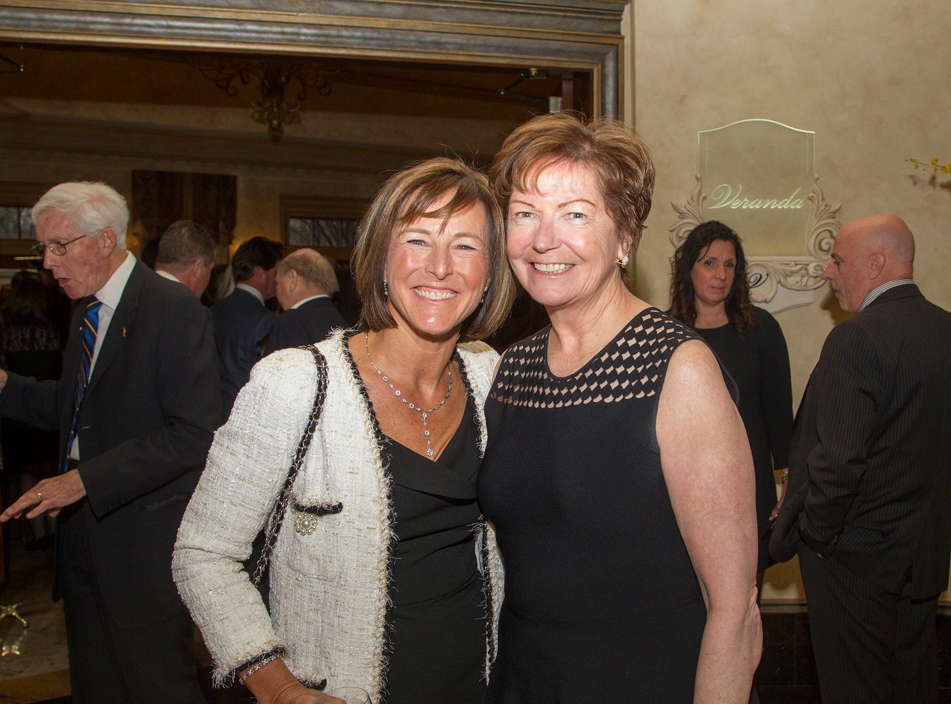 Sue Buchanan, Mary Conway. Oasis held its 23rd annual Gala of Hope at The Venetian in Garfield. 04/05/2019