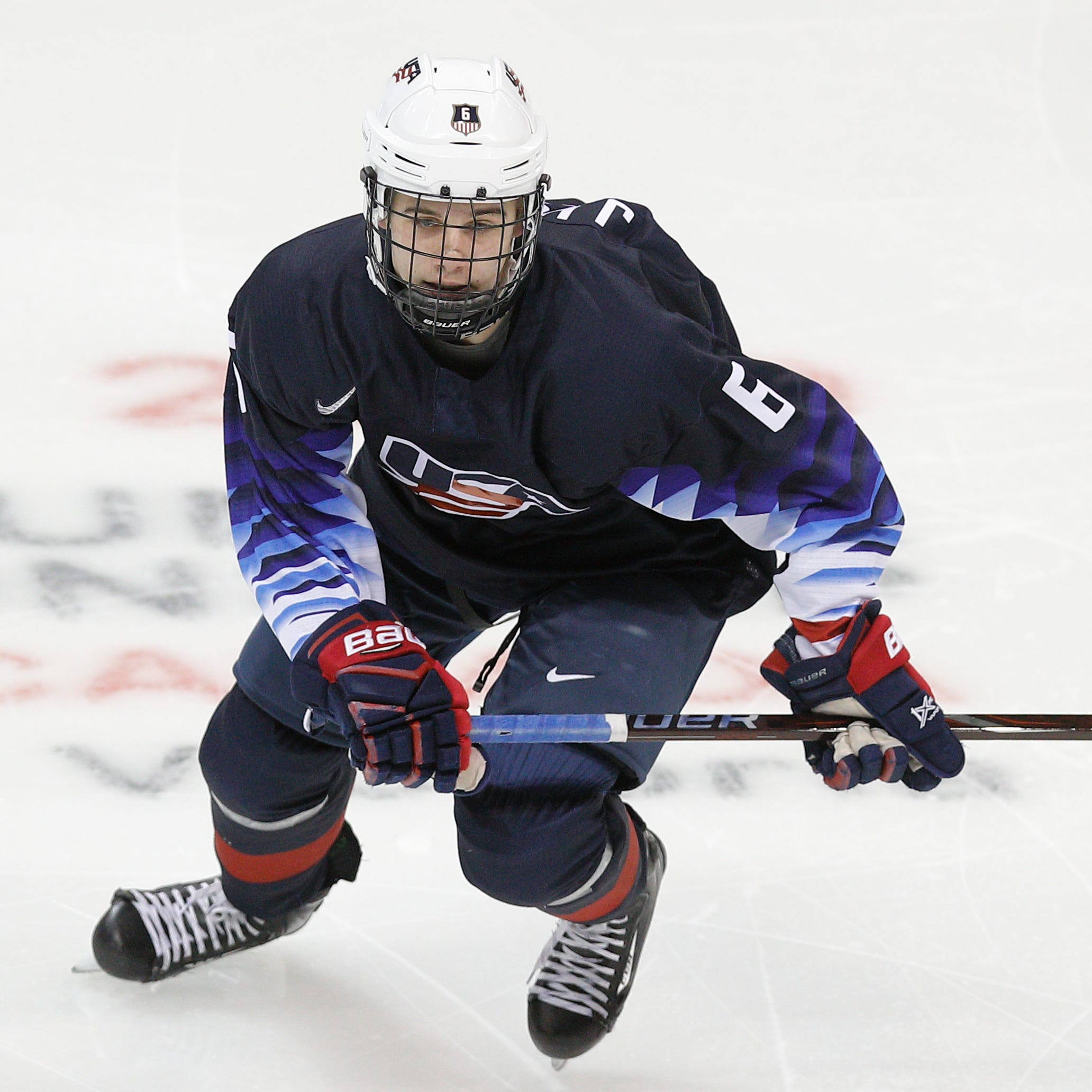 3 things to know about Jack Hughes as Devils win NHL draft lottery