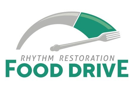 Caliber Collision locations throughout Las Cruces are launching the eighthannual Rhythm Restoration Food Drive starting now through May 10 to help ensure kids can fill up their tanks and enjoy their summer vacation.