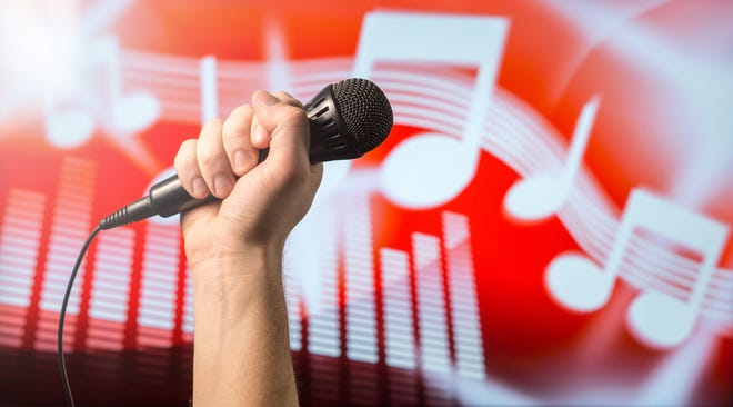 Karaoke nights are available around Acadiana.