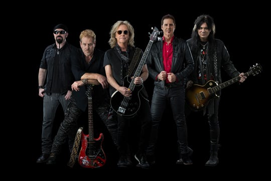 Arena rock band Night Ranger will headline the 2019 city of Las Cruces 4th of July concert on the NMSU campus.