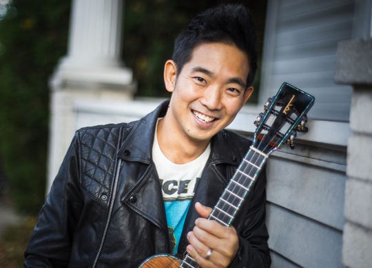 Ukelele player Jake Shimabukuro will open the city of Las Cruces 4th of July concert on the NMSU campus.