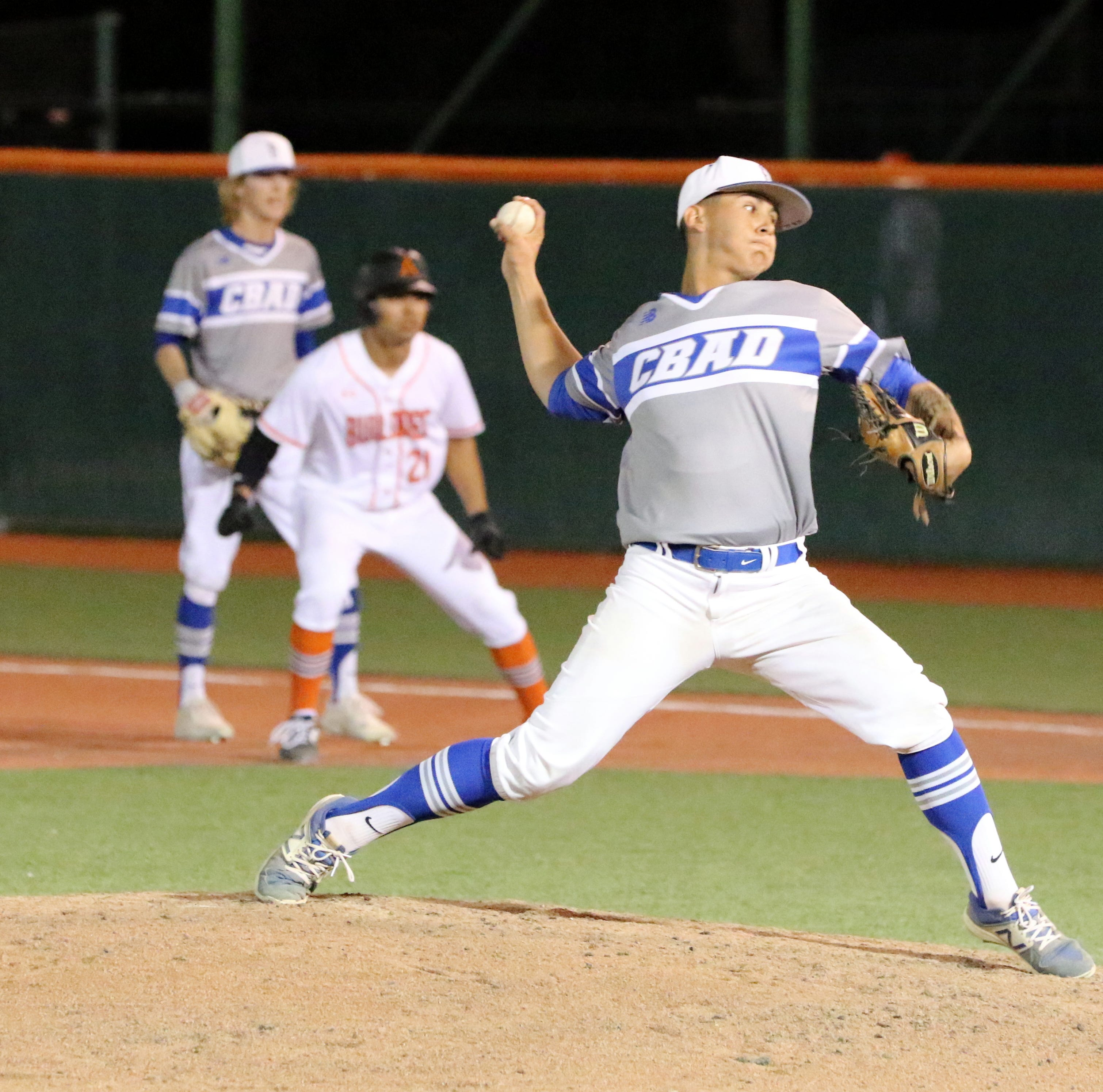 The Magnificent 7: Cavemen pitchers eye Blue Trophy at State