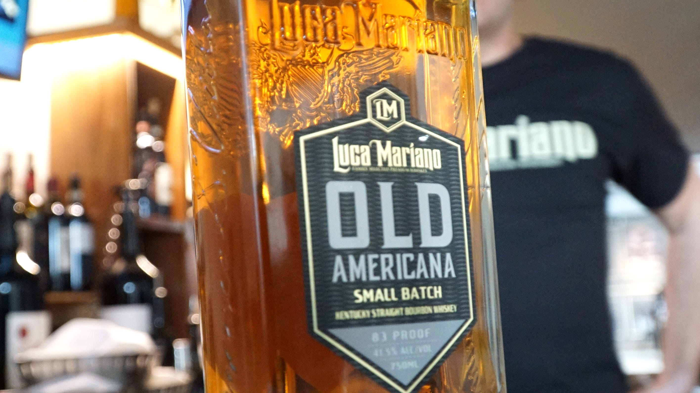 Michigan man introduces Luca Mariano bourbon to metro Detroit market