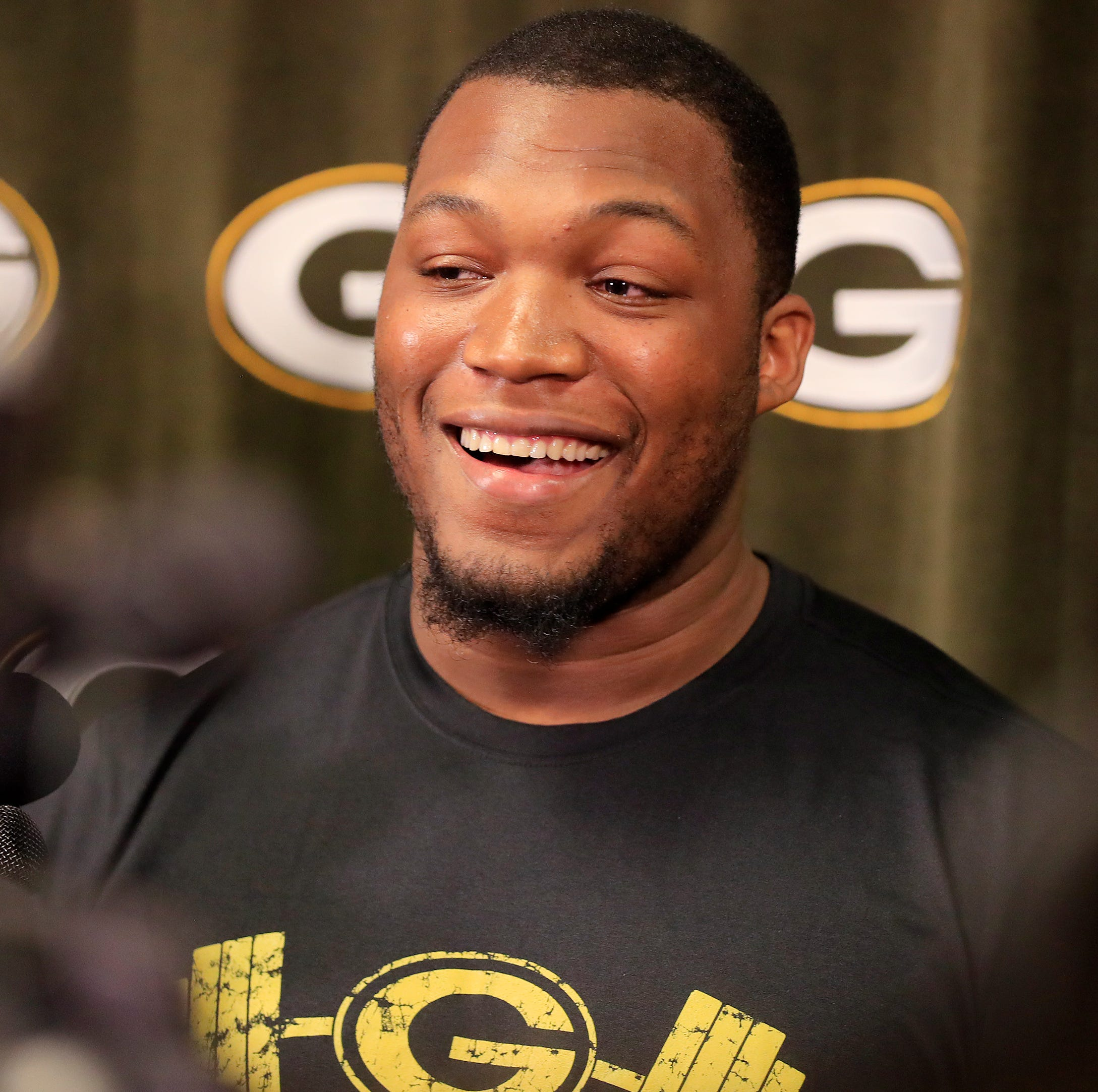 Green Bay Packers pick up Kenny Clark's fifth-year option