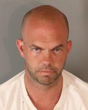 Michael Joseph Callahan, 38, is charged with second-degree murder in the death of CHP Sgt. Steve Licon.