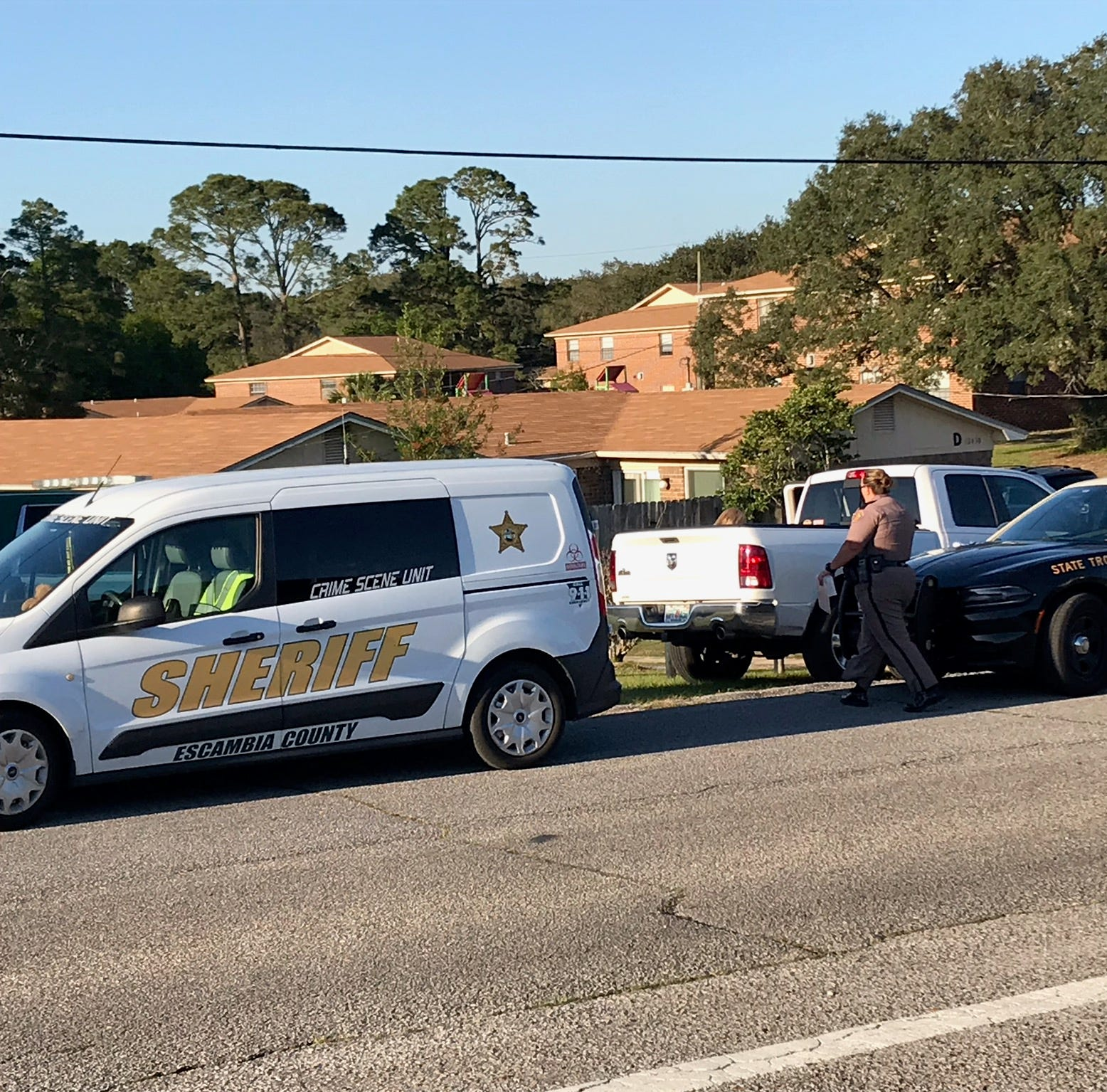 2-year-old found dead in car in Escambia County, authorities investigating