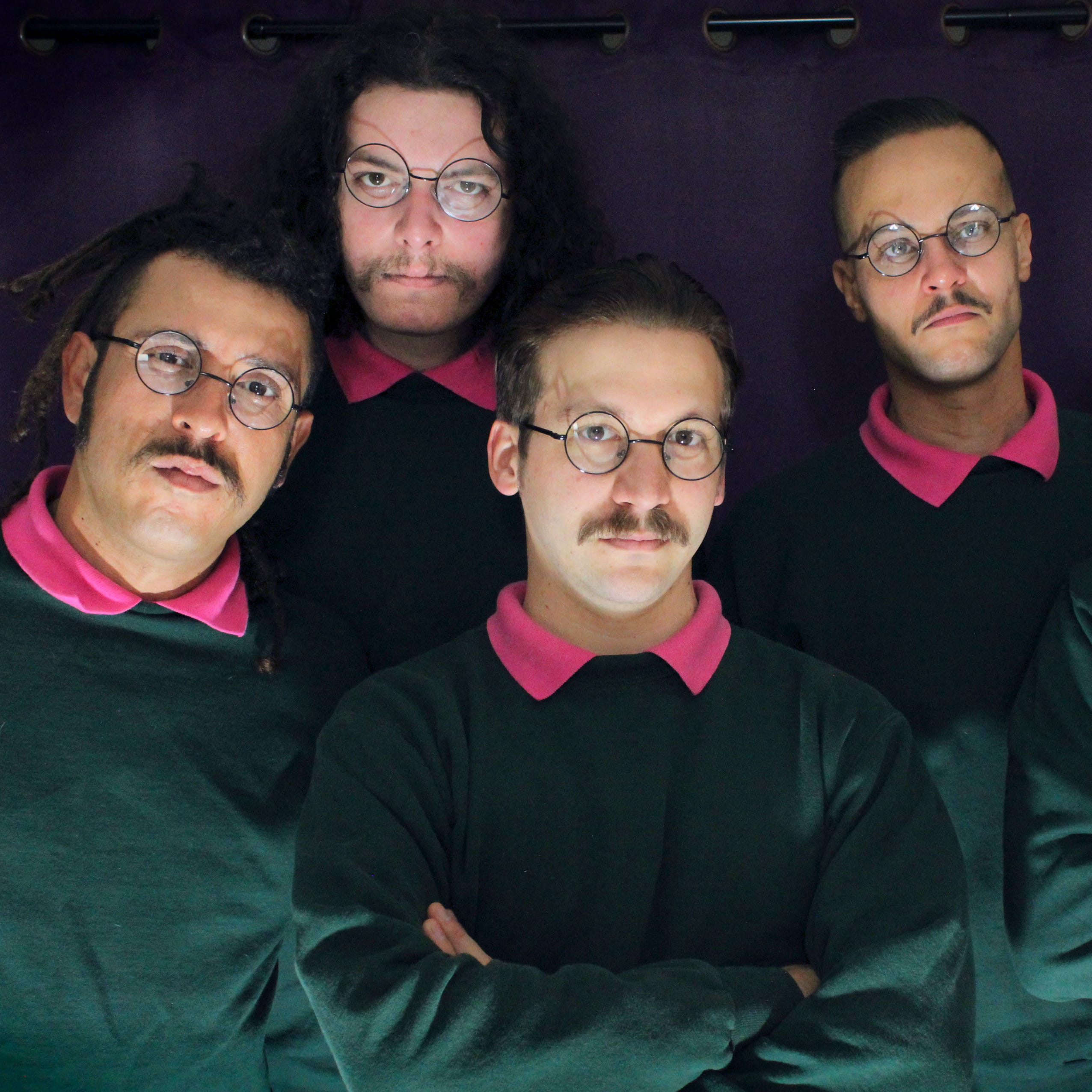 How Phoenix's Ned Flanders-themed metal band Okilly Dokilly made it on the 'The Simpsons'