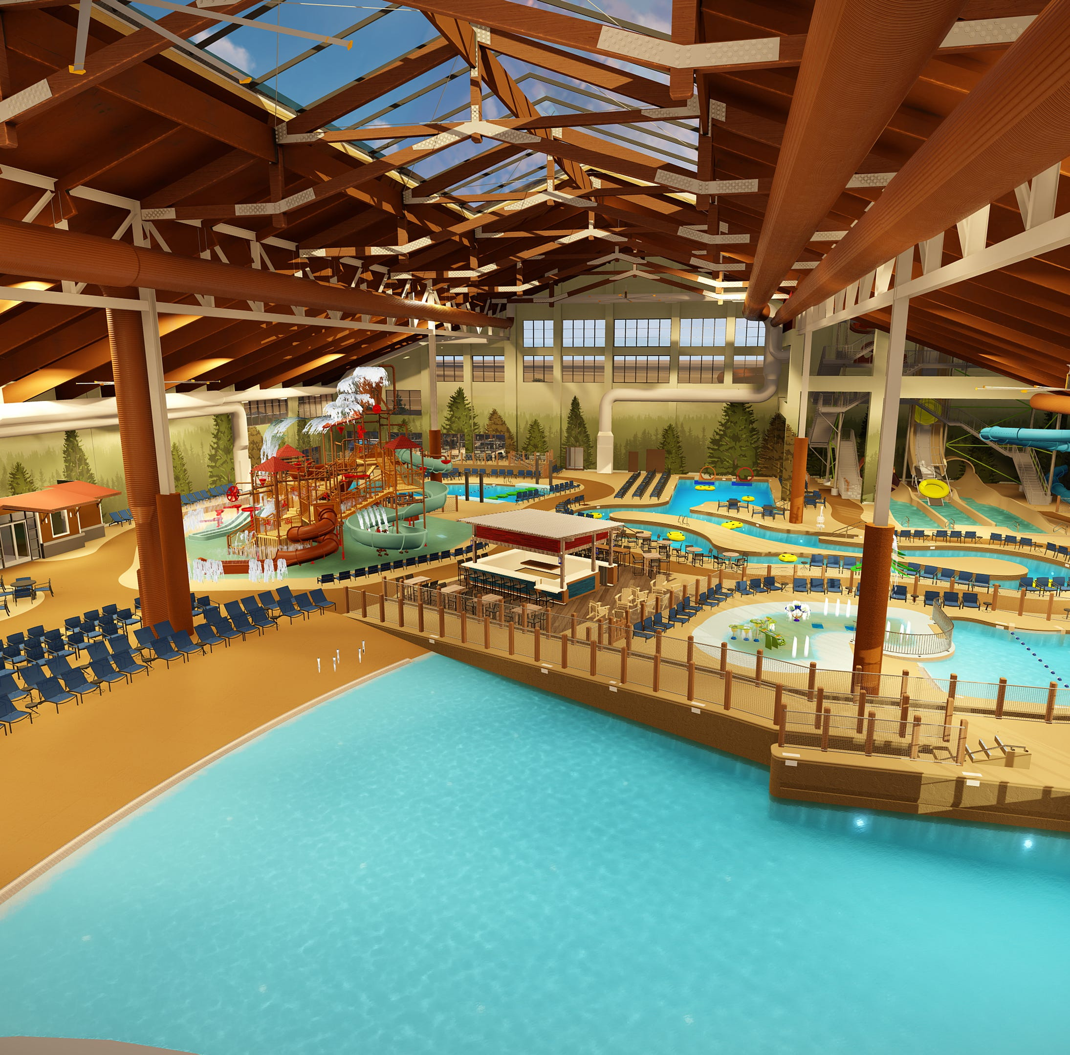 Great Wolf Lodge Arizona: What you'll find in the resort's new water park