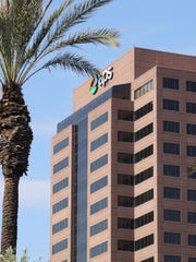 APS building in downtown Phoenix.