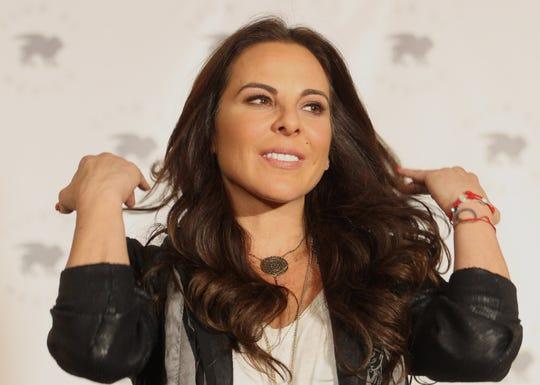 "Kate del Castillo protagonista de la serie ""La Reina del Sur""."