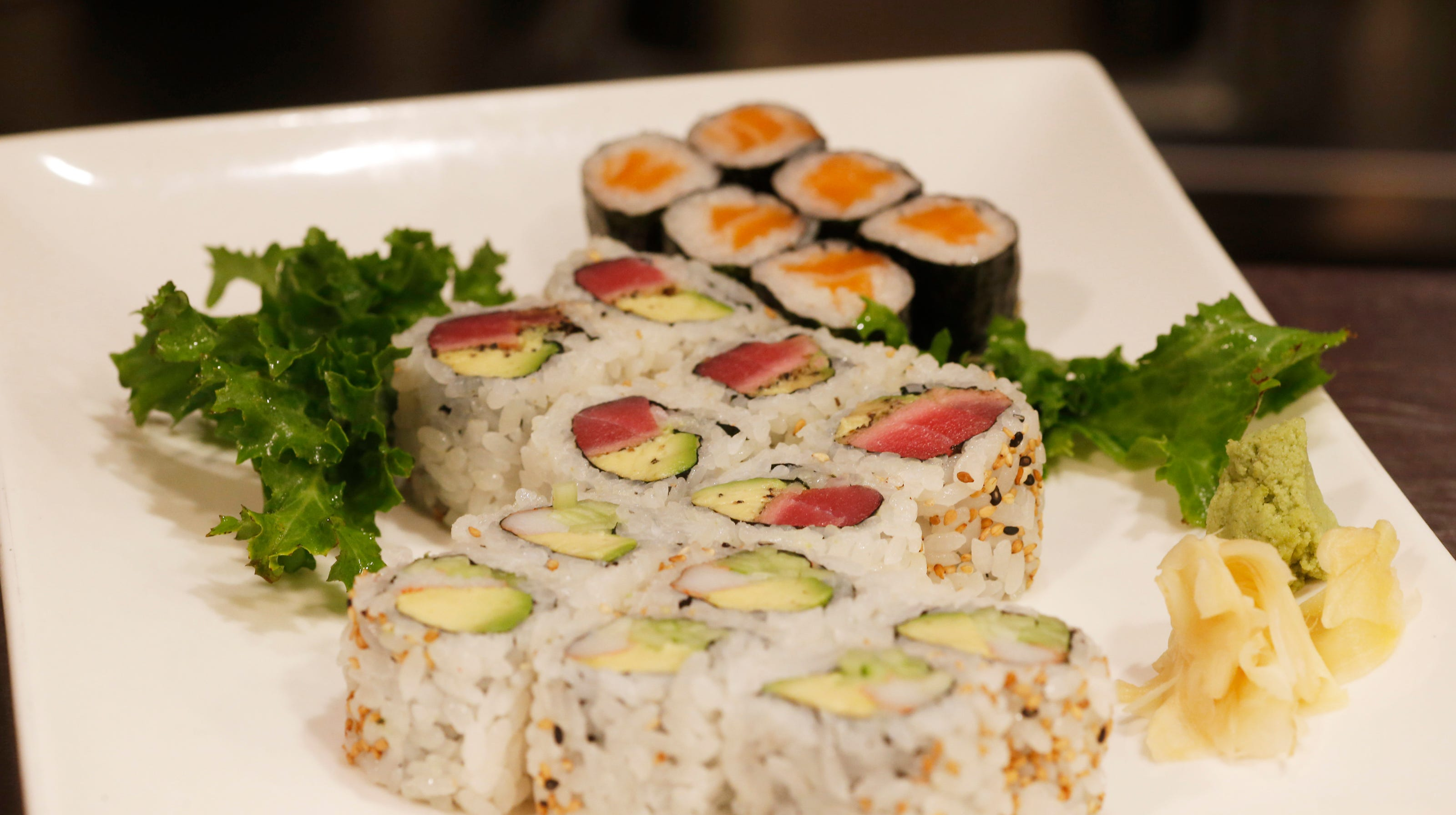 Bonsai Happy Hour Features Sushi And Appetizers At 3 Dutchess Locations