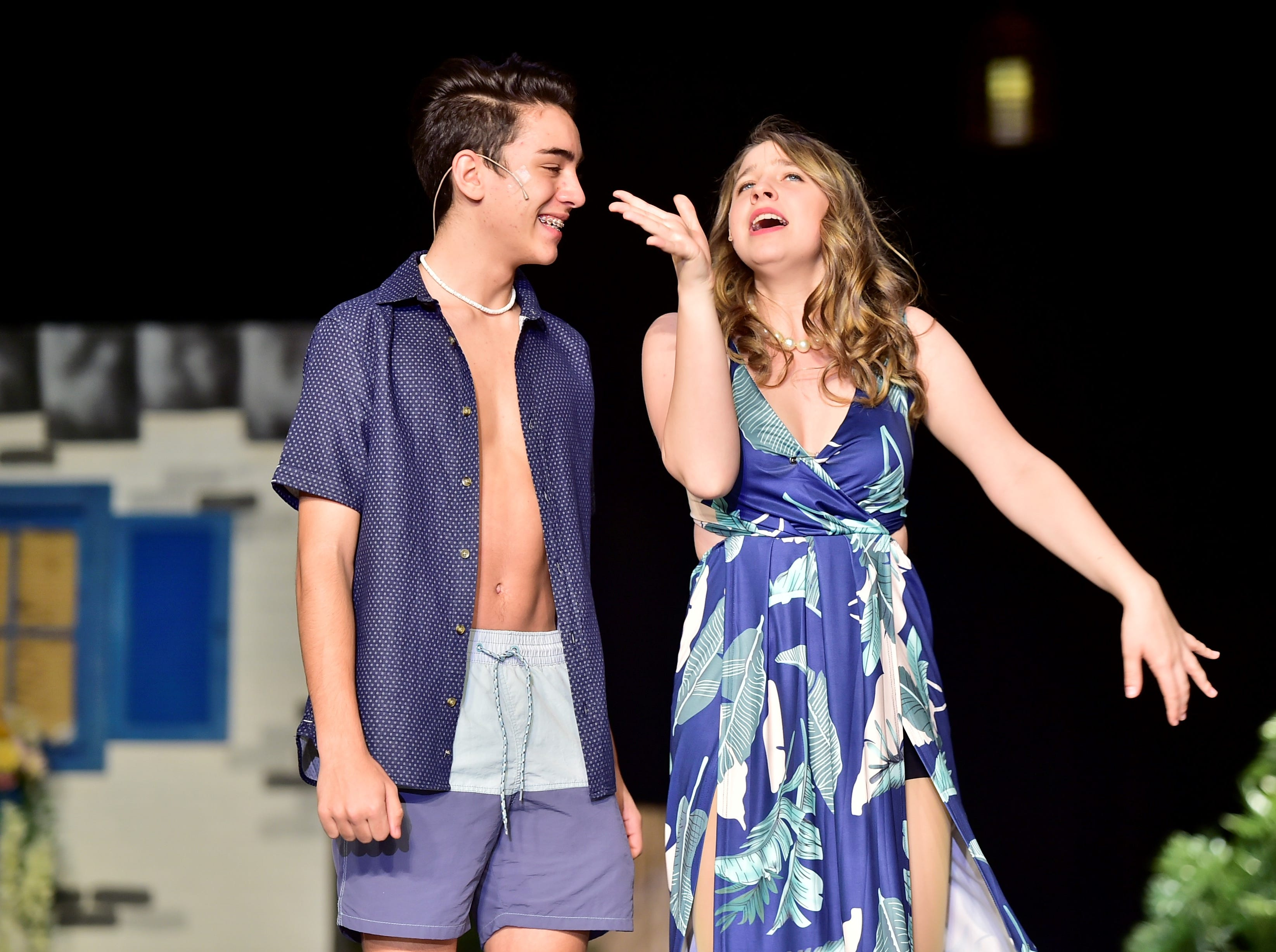 "The Chambersburg Area Senior High School Drama Club will perform the popular musical ""Mamma Mia!"" at 7:30 p.m. Friday and Saturday and 2:30 p.m. Saturday. Tickets ($8 for adults, $5 for students/children) will be sold at the door; no reserved seating. For more information, call 717-261-3322, ext. 80401."