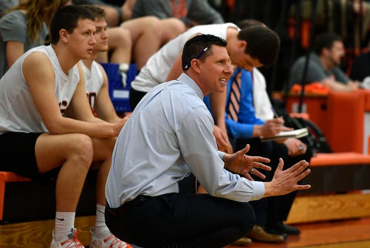 Northeastern head coach Matt Wilson has his Bobcats ranked No. 3 in the state in Class 3-A by the Pennsylvania Volleyball Coaches Association.
