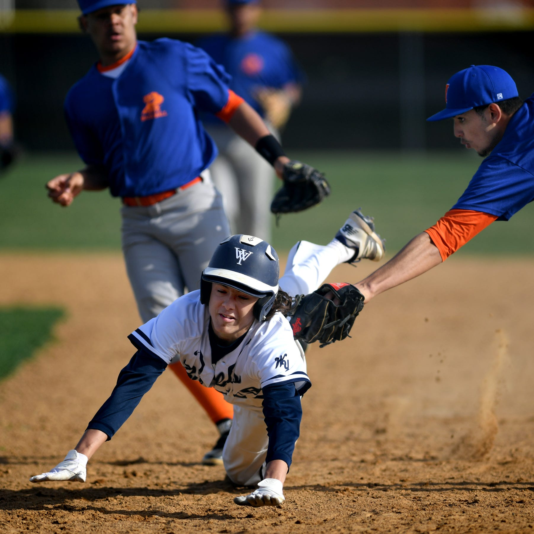 PREP ROUNDUP, WEDNESDAY, APRIL 10: Young West York baseball team sitting in first place