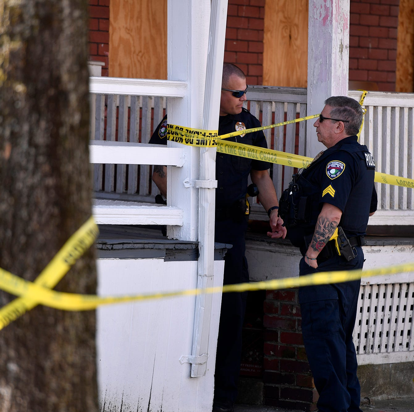 York City Police: Fatal west-end shooting ruled justifiable homicide