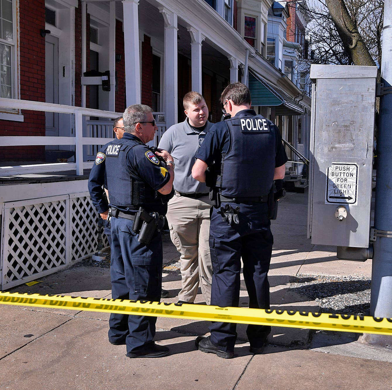 York City Police: Fatal west-end shooting was self-defense