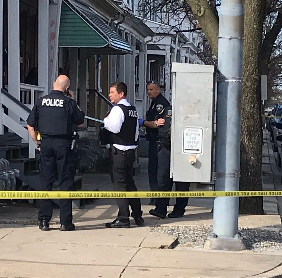 York homicide: 1 dead in shooting, 1 in police custody, police say
