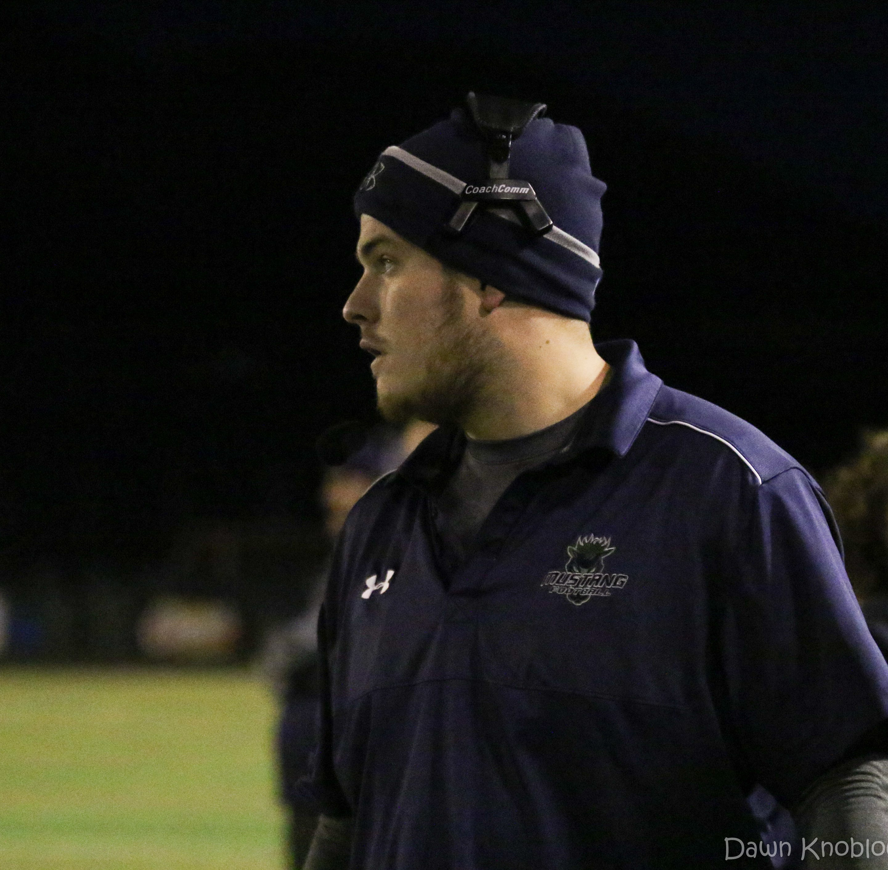 Galena hires Aaron Cook as next football coach