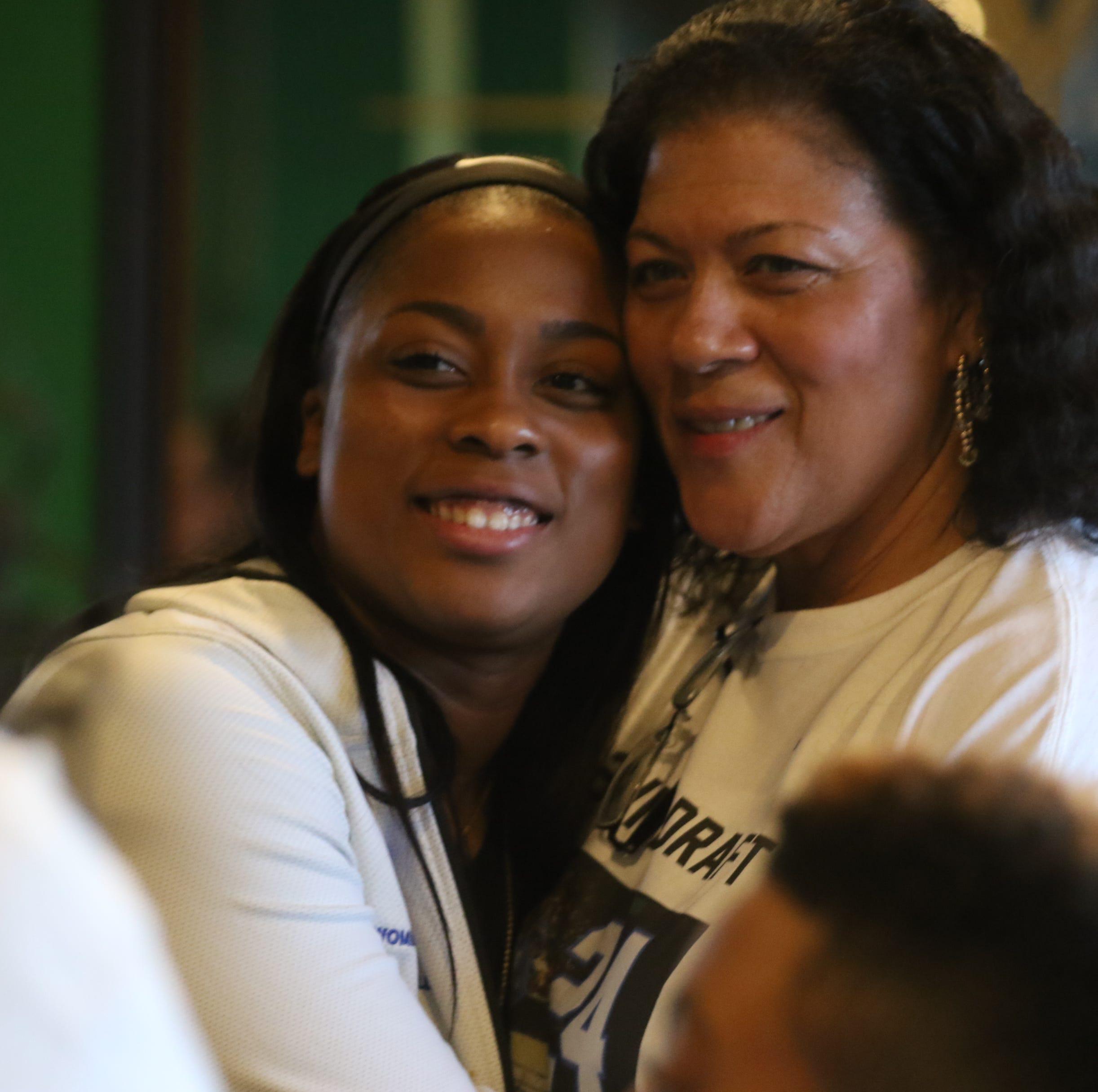 Cierra Dillard's WNBA dream now a reality as she was drafted by Minnesota Lynx