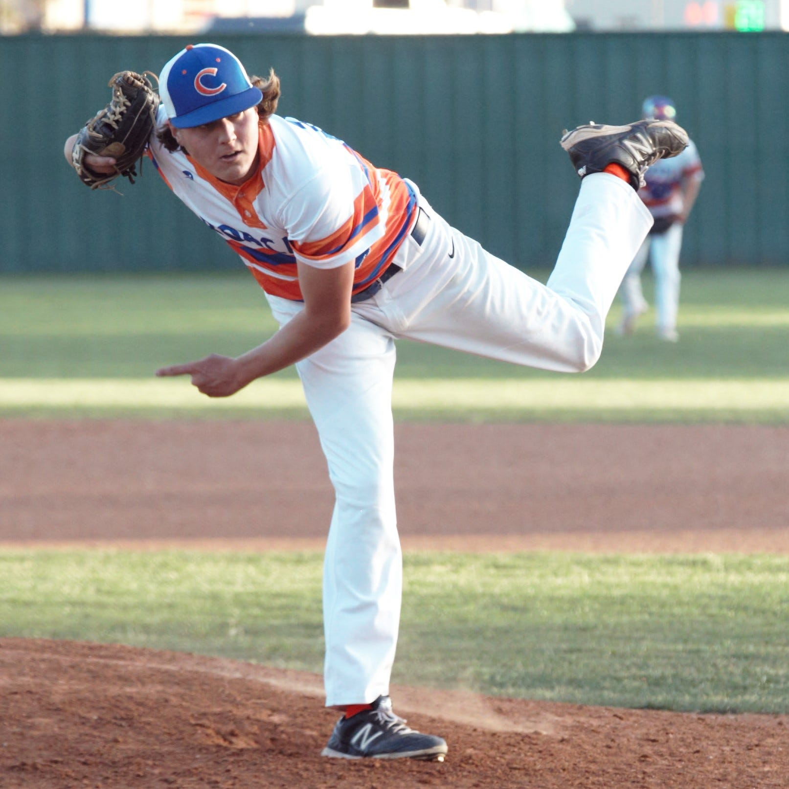 San Angelo Central's Neslage throws no-hitter against Abilene