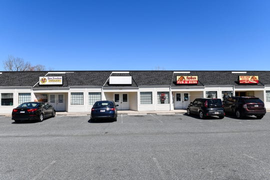 Churches that have opened in strip malls, like this one in Princess Anne, are one of the reasons local Somerset officials requested a change in the law. The new legislation would lower the buffer required between alcohol sales and churches.