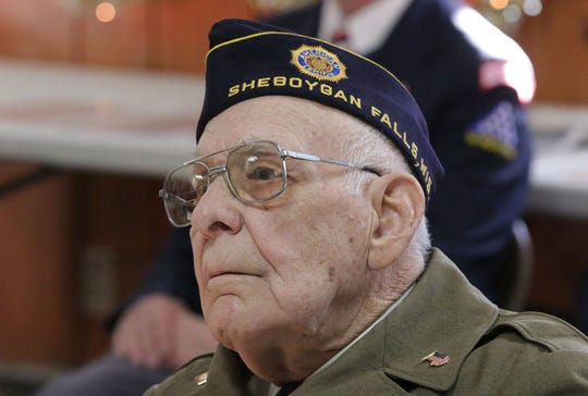Edgar Kuhlow of Sheboygan Falls died Wednesday at 100 years old.