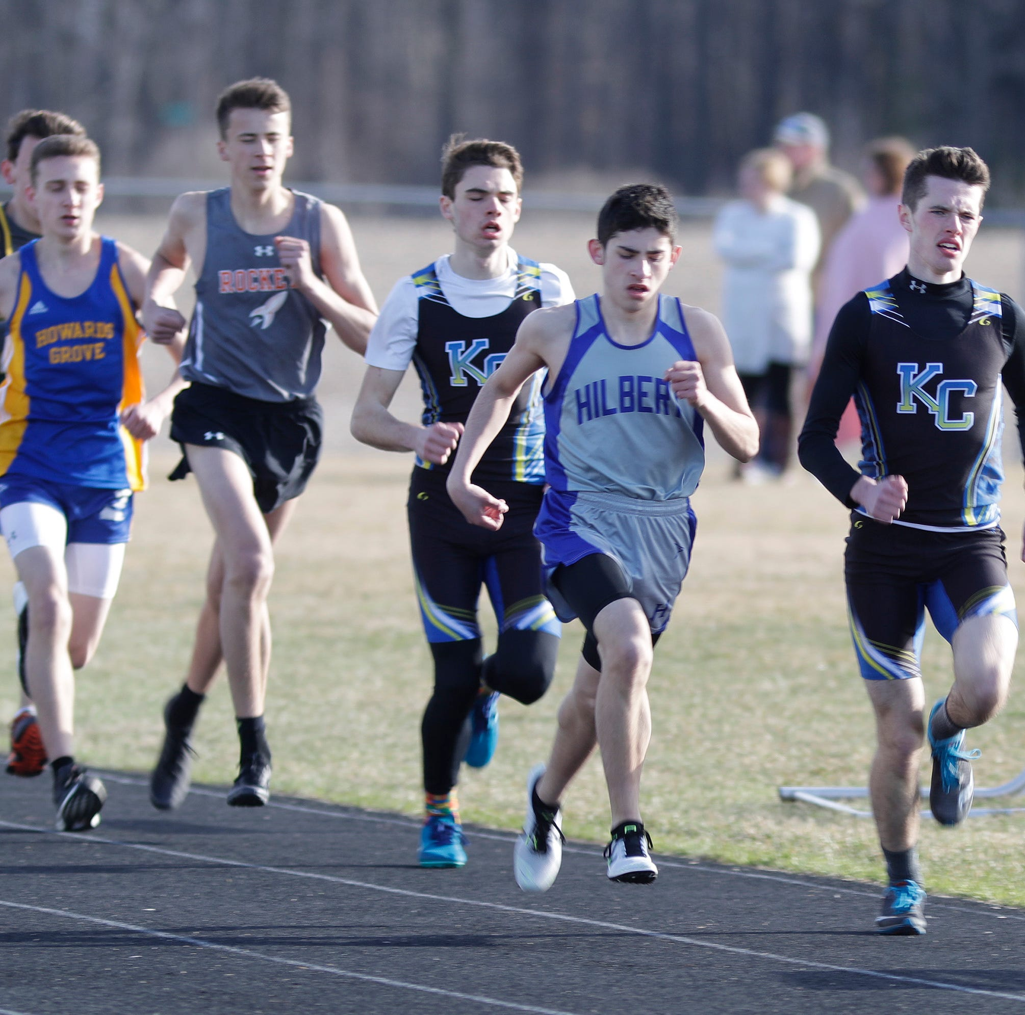 High school: Tuesday's boys results
