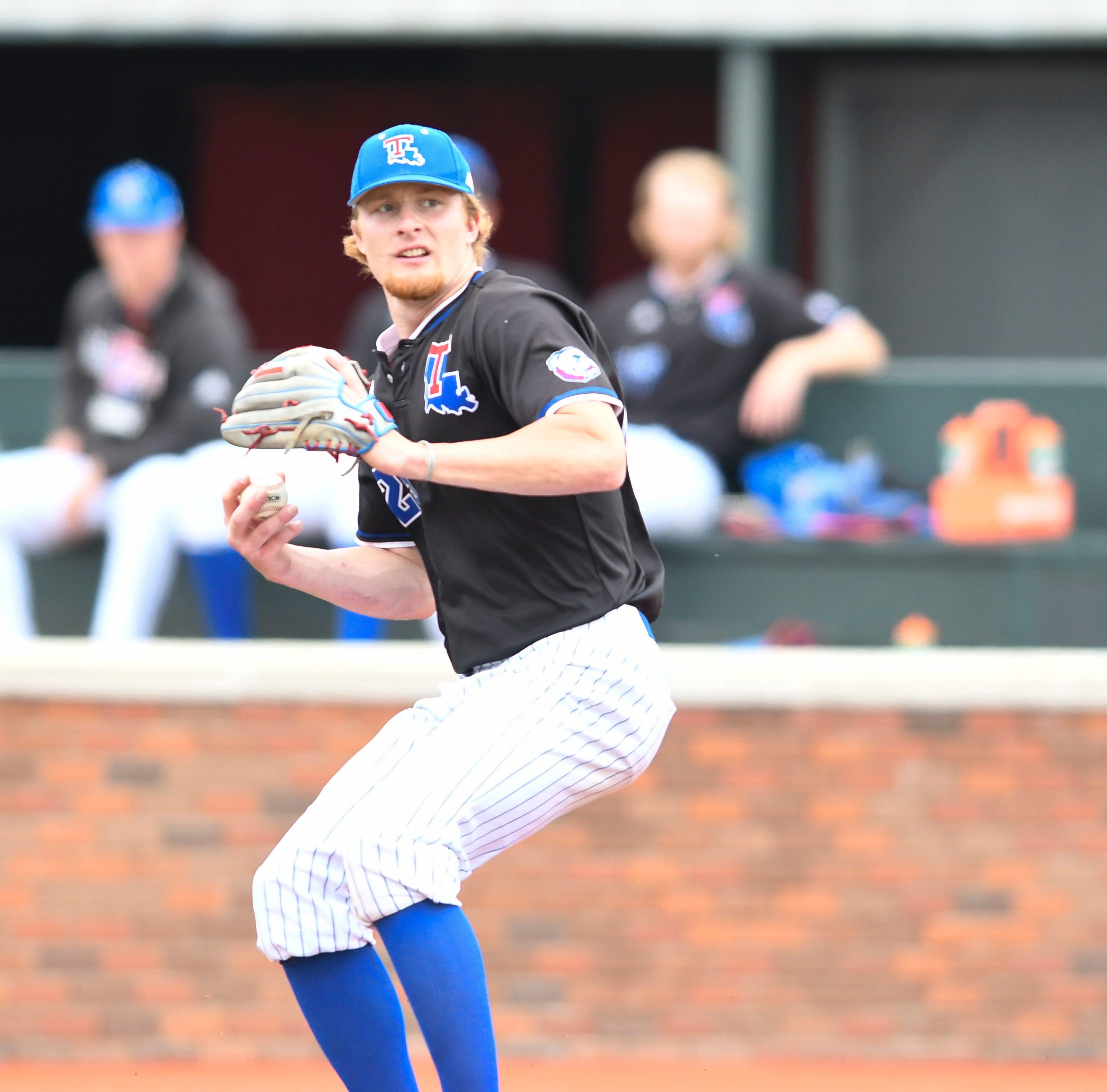 College roundup: Tech baseball sweeps ULL; LSU falls to Southern