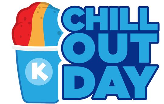 Kona Ice Chill Out Day will be at Red River Bank in Shreveport.