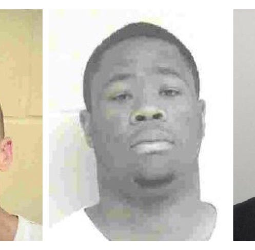 CASH REWARD: Shreveport police seek  four wanted on warrants