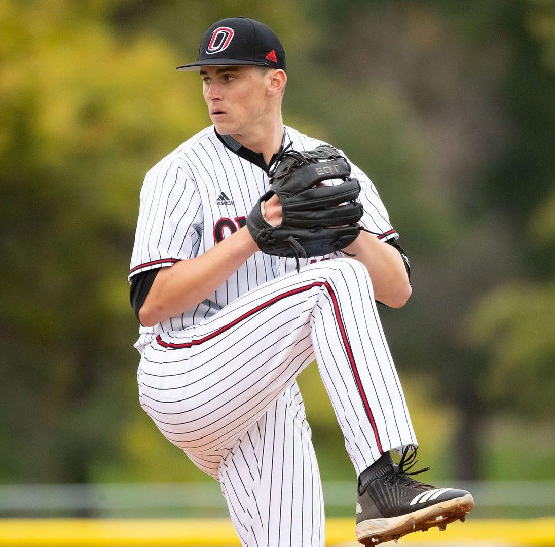 College baseball: Sioux Falls Christian alum Spencer Koelewyn dominating for Omaha Mavericks