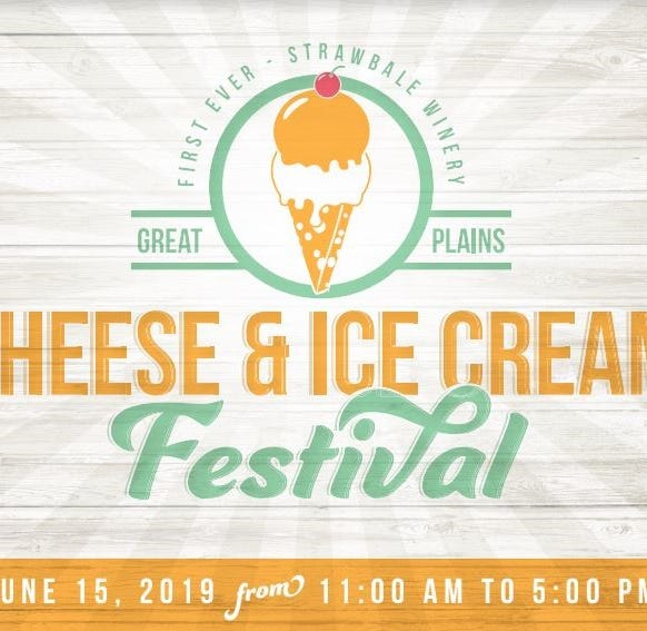 Love cheese? Love ice cream? Do we have the festival for you