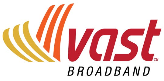 Vast Broadband logo
