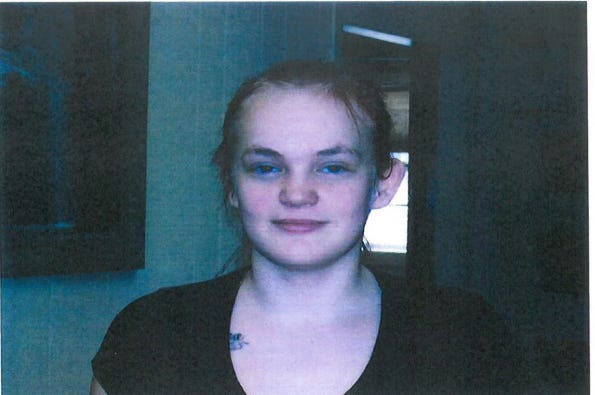 Angel Huddleston, 17, was last seen at 11:30 a.m. Monday near the Christian County Library in Ozark. If you have any information about her whereabouts, call the Ozark Police Department at 417-581-6600.