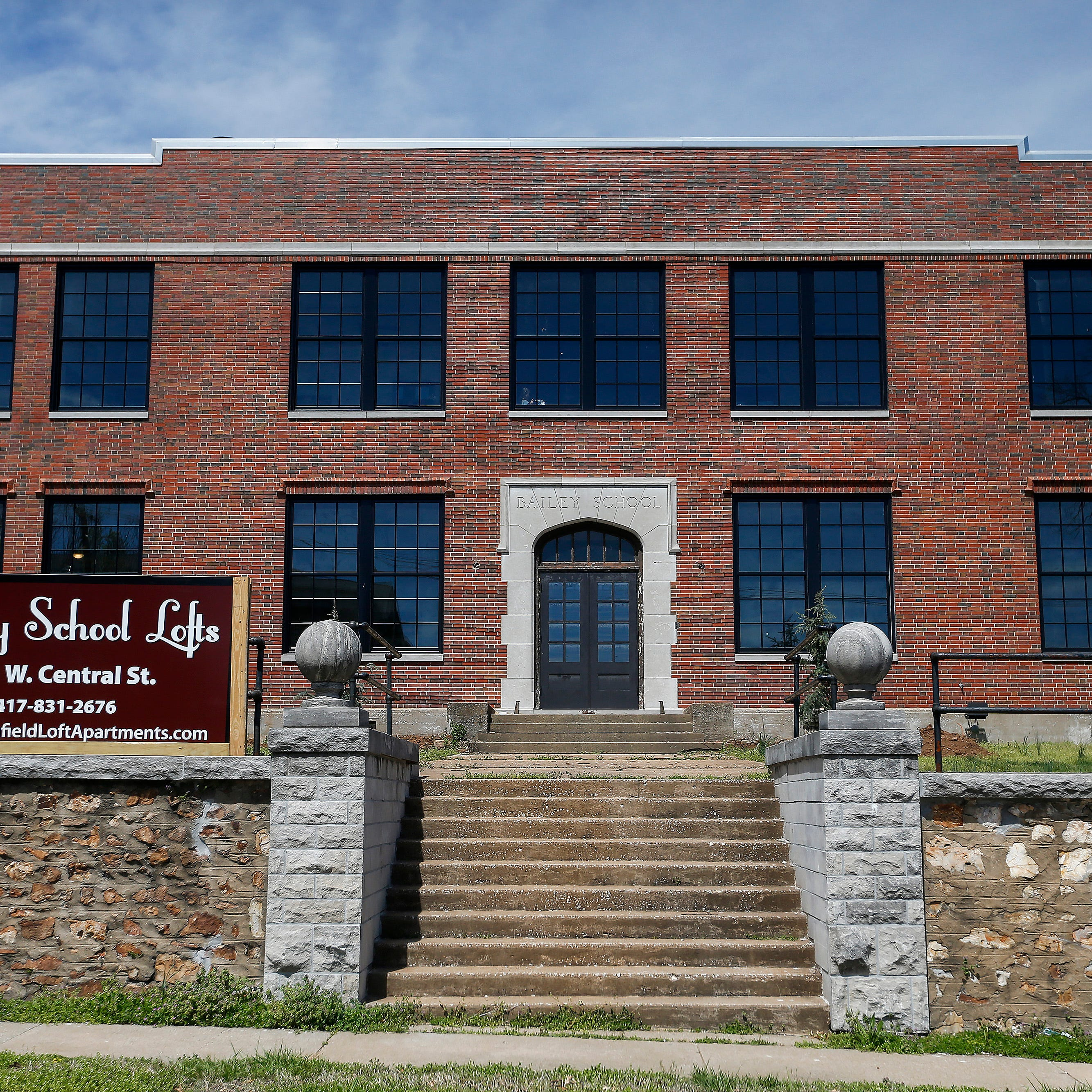 Springfield's historic Bailey school, once shuttered, to reopen as lofts