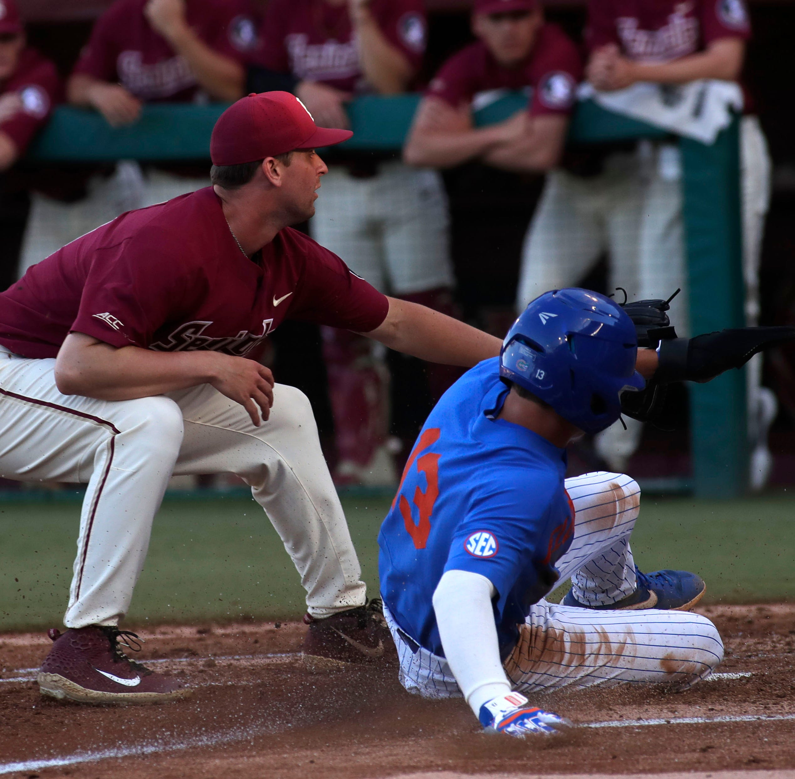 Florida State baseball outdueled in 11th straight loss to UF