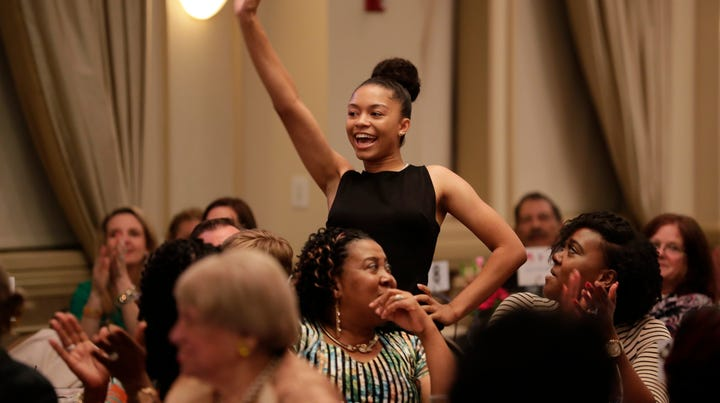 25 Women to Know and 5 Young Women to Watch honored by Moore, Tallahassee Democrat