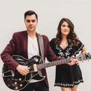 Enjoy the acoustic bliss of duo Lyn Avenue at 8 p.m. Tuesday at Blue Tavern.
