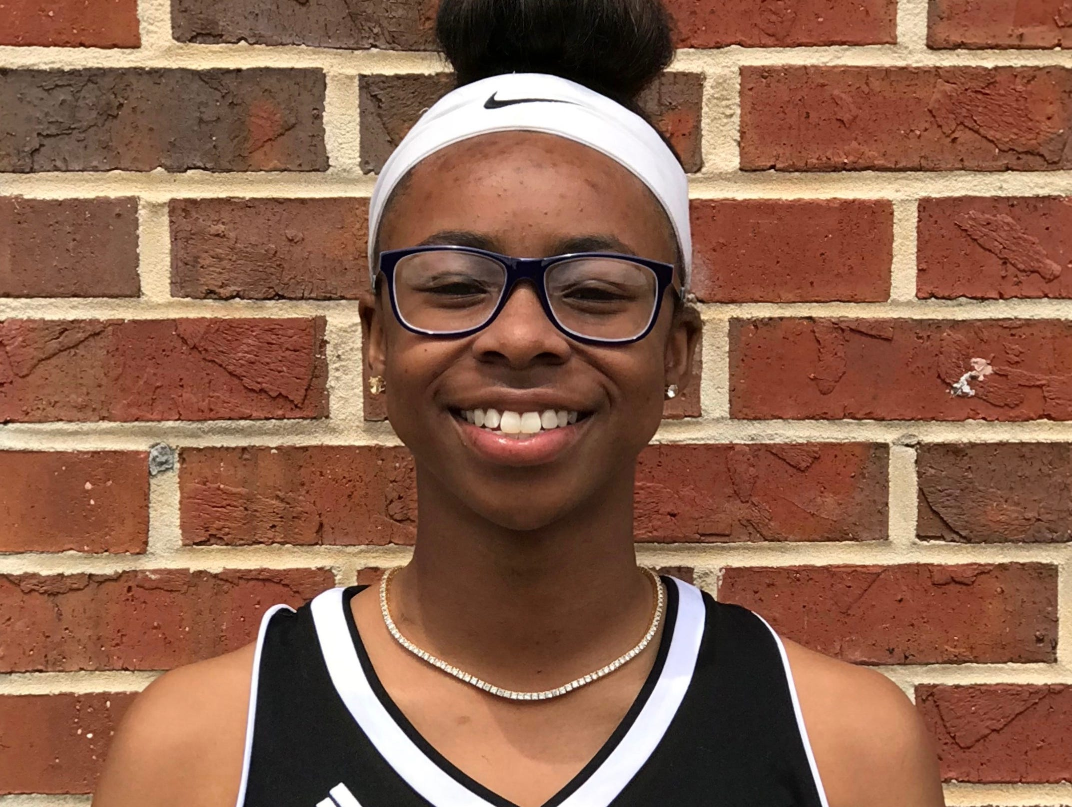 Gadsden County senior point guard Ta'Nija Watson was named to the 2019 All-Big Bend girls basketball first team.
