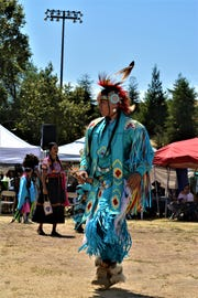 Jimmy Ramirez is one of the organizers of the Oxnard powwow to take place this weekend at Oxnard Beach Park.
