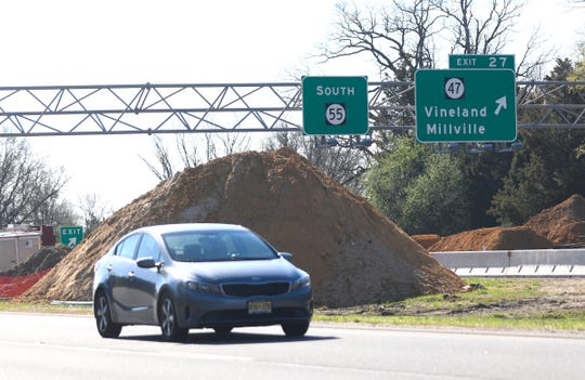 Route 55 project could last through summer