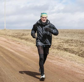 At 63, 'Fish' Stieber aims to win Boston Marathon for his age group. Getting sober helped.