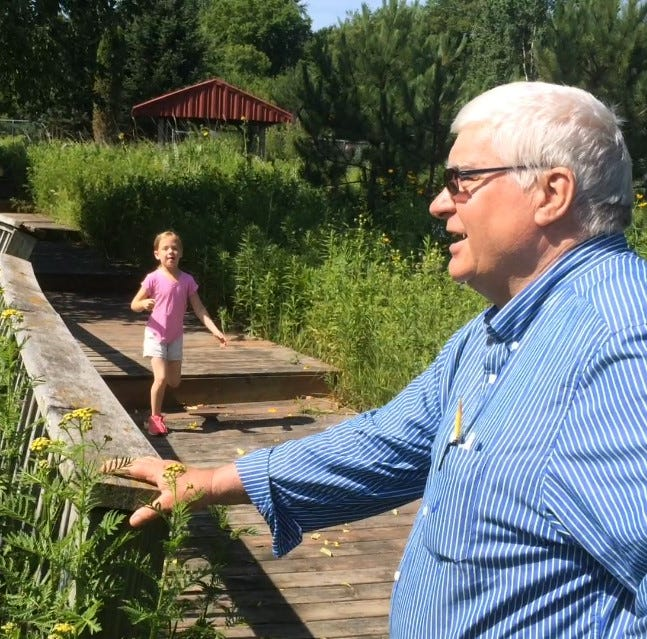 Don Lutz, science teacher who cultivated Marathon School District's nature center, dies